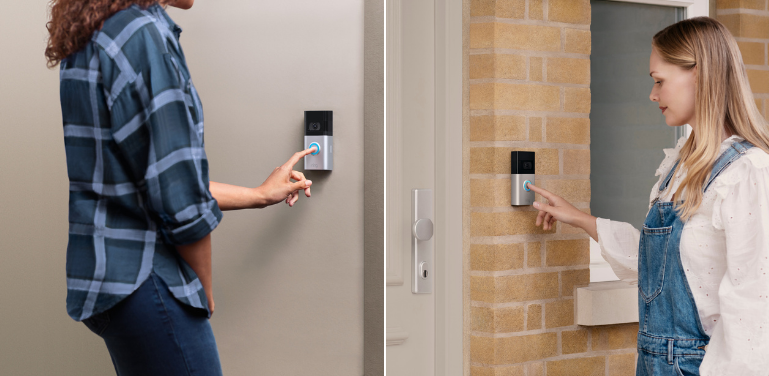 Ring Video Doorbell 4 vs 3 Comparison