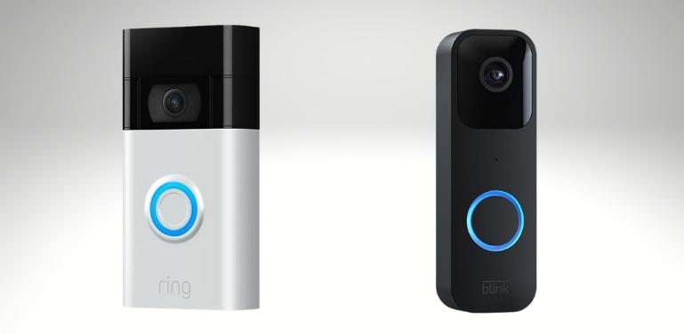 Ring vs Blink Video Doorbell Comparison