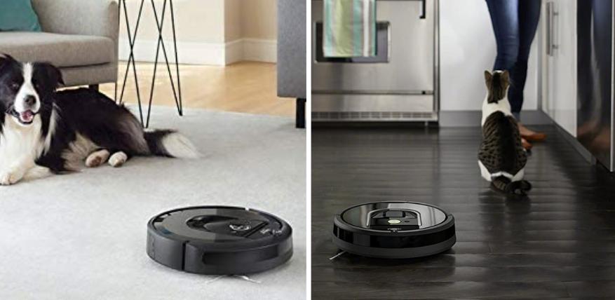roomba 985 vs 960 robot vacuum review