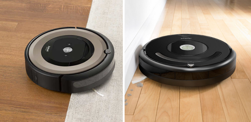 roomba e6 vs 675 robot vacuum review
