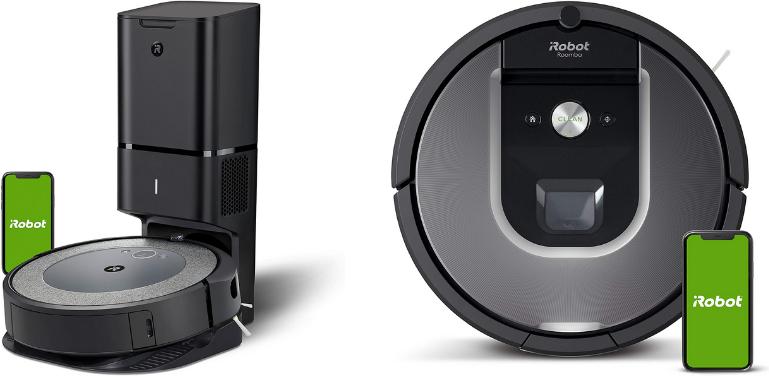 Roomba i3+ vs 960