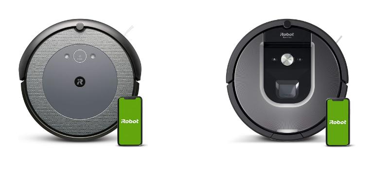 Roomba i3 vs 960