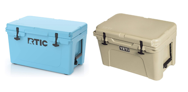 RTIC vs YETI Cooler Best Selling Hard Coolers