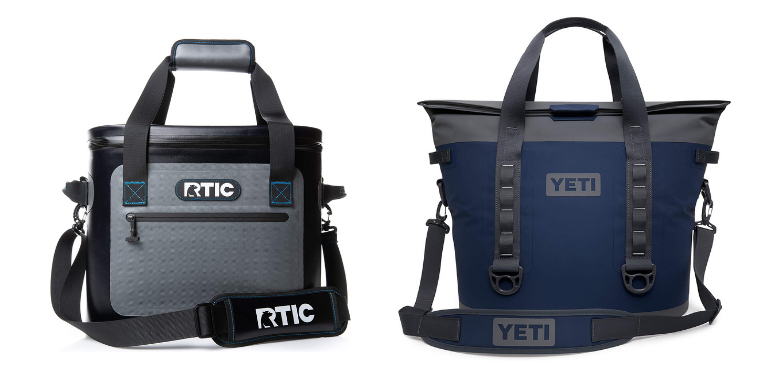 RTIC vs YETI Cooler Best Selling Large Soft Coolers