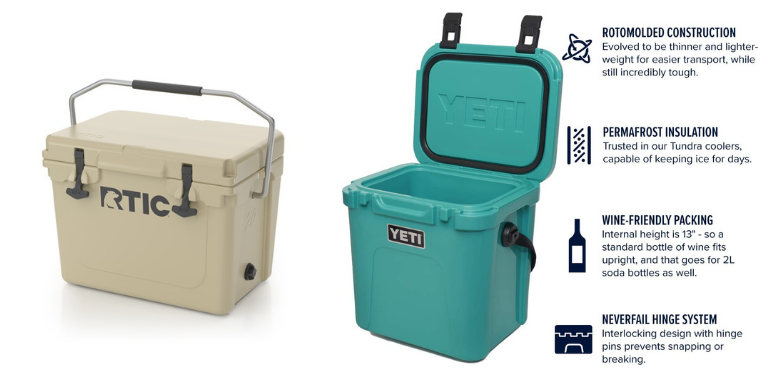 RTIC vs YETI Cooler Best Small Hard Coolers