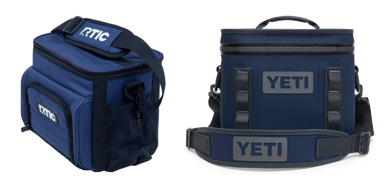RTIC vs YETI Cooler Best Small Soft Coolers