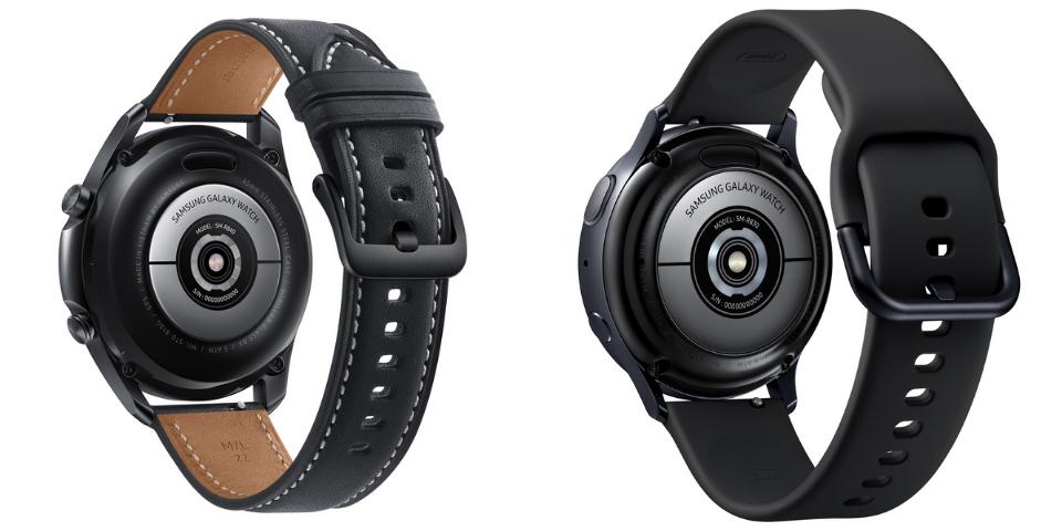 Samsung Galaxy Watch 3 vs Active 2 Health Tracking