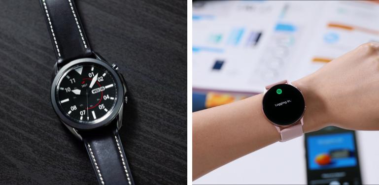 Samsung Galaxy Watch 3 vs Active 2