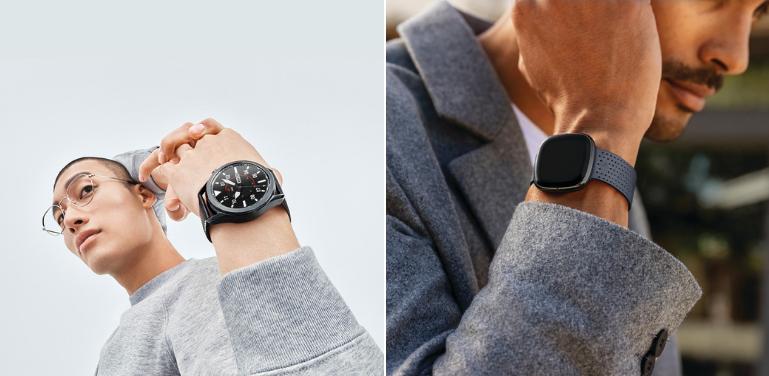 Samsung Galaxy Watch 3 vs Fitbit Sense Comparison