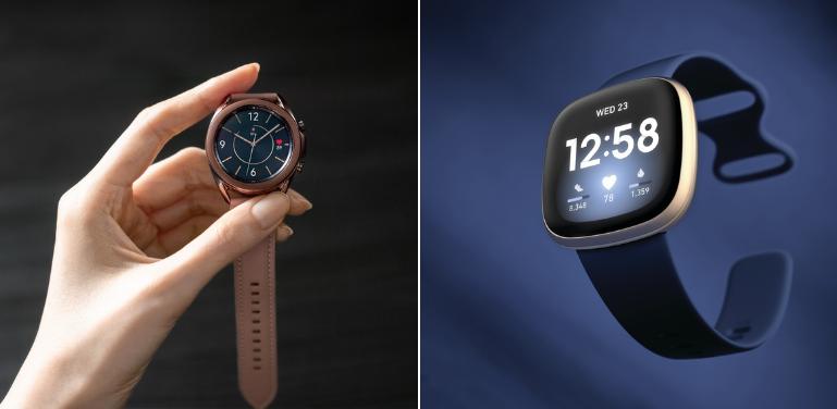 Samsung Galaxy Watch 3 vs Fitbit Versa 3 Review