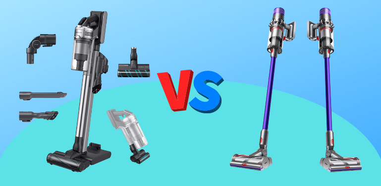 Samsung Jet 90 vs Dyson V11 Vacuum Cleaner Comparison