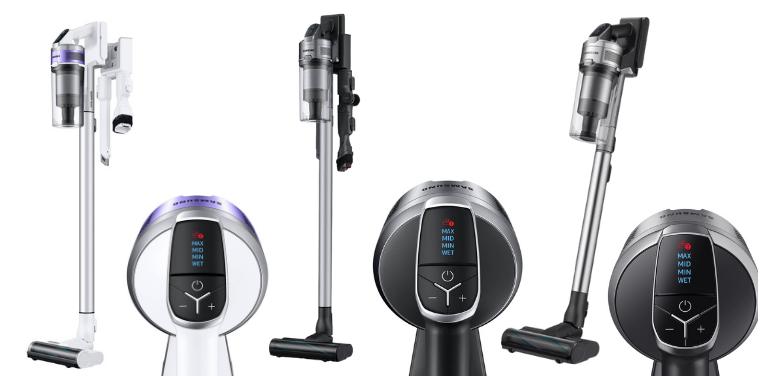 Samsung Jet Light VS70 Vacuum Cleaner Design