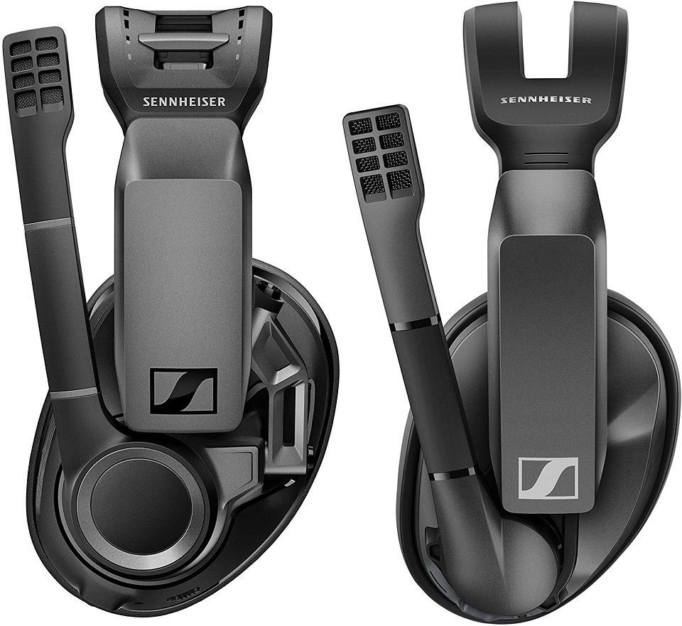 Sennheiser GSP 670 vs 370 Design