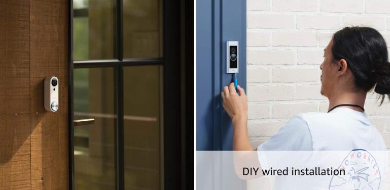 SimpliSafe Doorbell vs Ring Installation