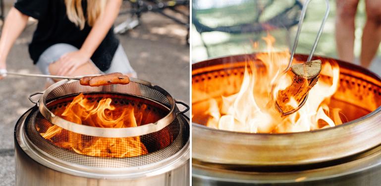 Solo Stove Bonfire vs Yukon Fire Pit Accessories