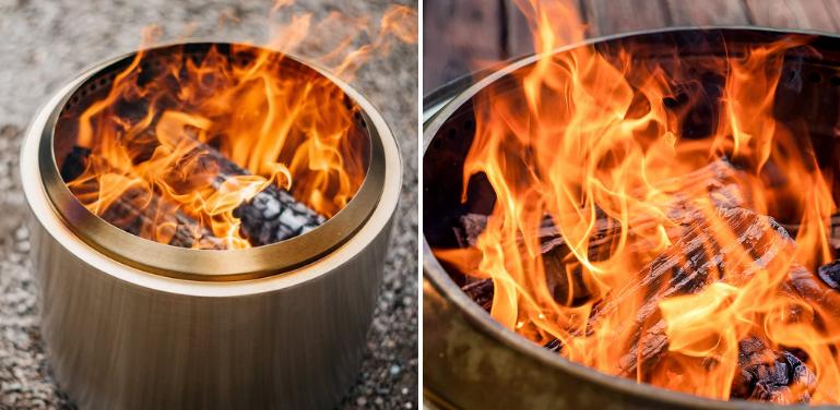 Solo Stove Bonfire vs Yukon Fire Pit Performance Review