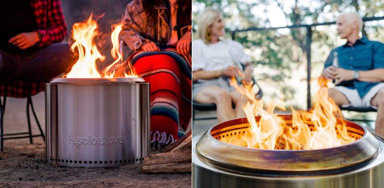 Solo Stove Bonfire vs Yukon Fire Pit Review