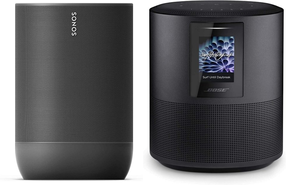 Sonos Move vs Bose 500