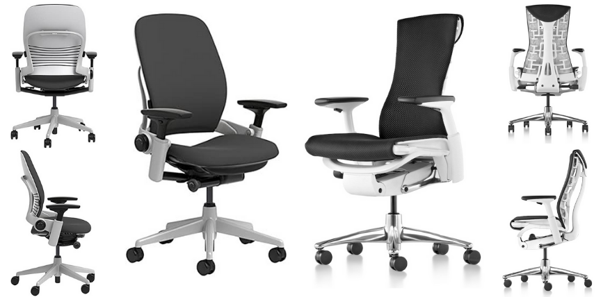 Design and Build steelcase vs herman miller gaming chair (2)