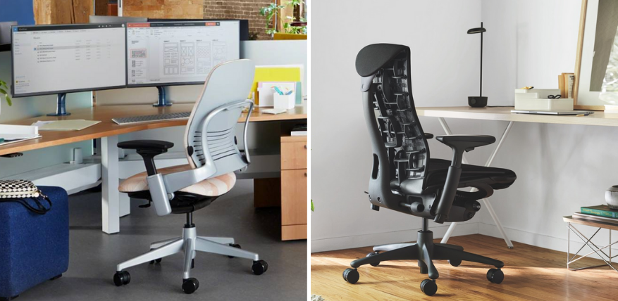 featured image steelcase vs herman miller gaming chair