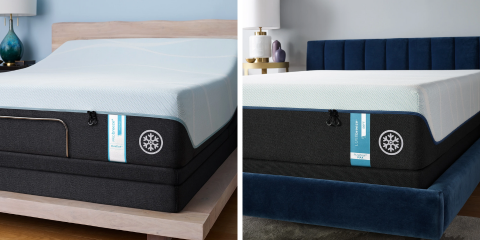 Tempur-Pedic vs Helix