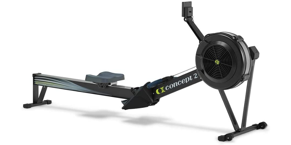 The Best Rowing Machine Concept2 Model D