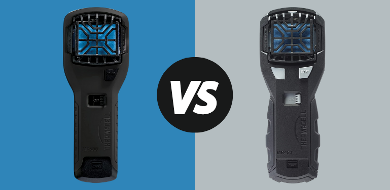 Thermacell M300 vs M450 Comparison