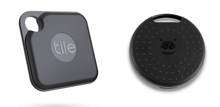 Tile vs Pebblebee Design Comparison