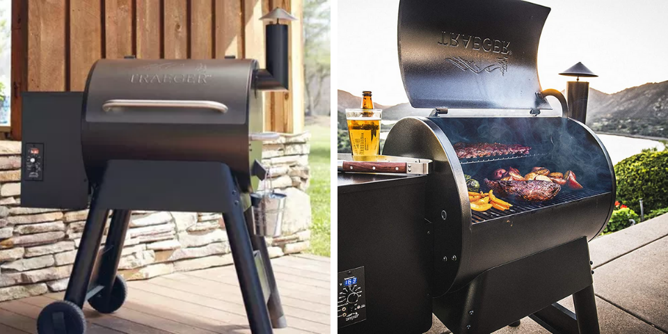Traeger Eastwood 22 vs Pro 22 Cooking Performance