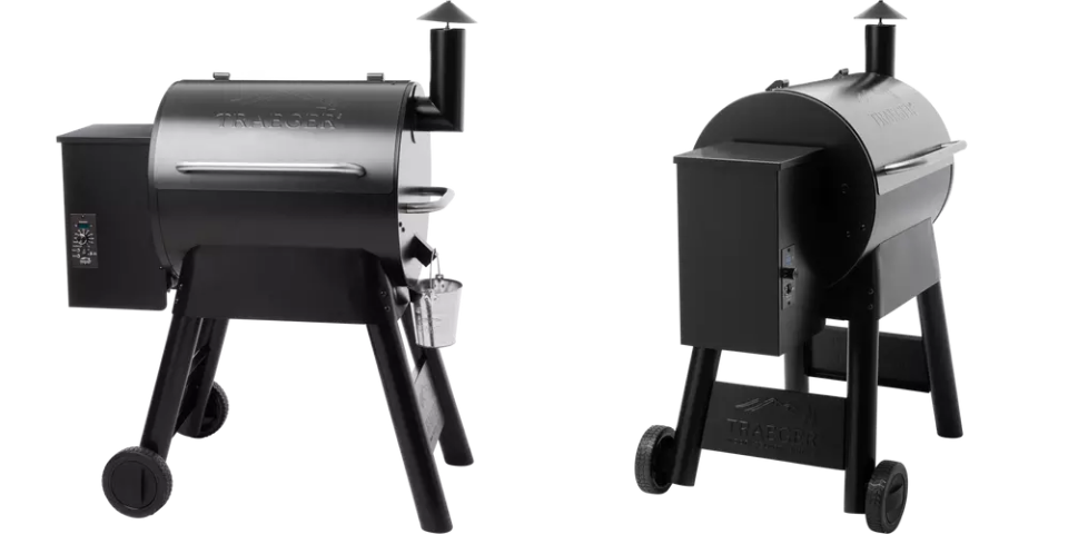 Traeger Eastwood 22 vs Pro 22 Major Differences