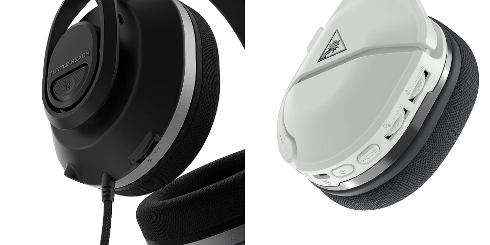 turtle beach recon 500 vs stealth 600 connectivity and controls