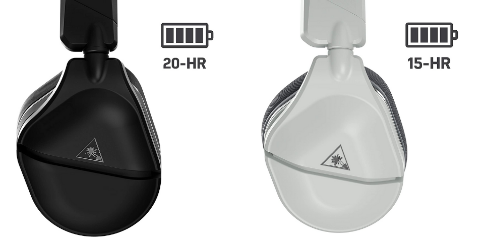 Turtle Beach Stealth 600 Gen 2 vs 700 Gen 2 Battery Life