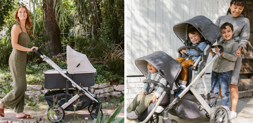 UPPAbaby configurations