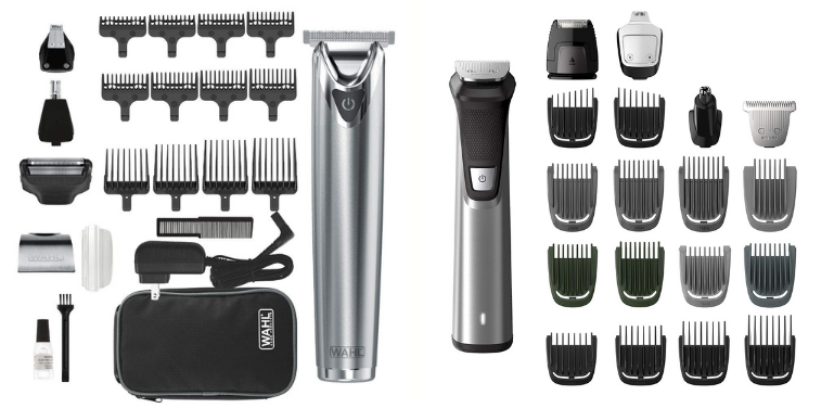 Wahl vs Philips Norelco Best Trimmers