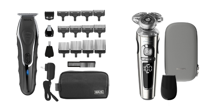 Wahl vs Philips Norelco Trimmers For Thick Beards