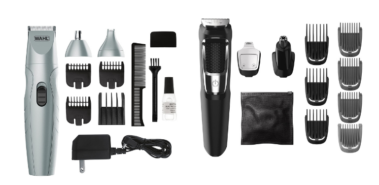 Wahl vs Philips Norelco Budget Trimmer