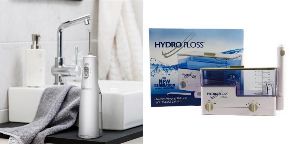Waterpik vs Hydrofloss Price