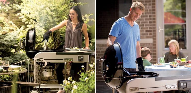 Weber Performer Premium vs Deluxe Charcoal Grill