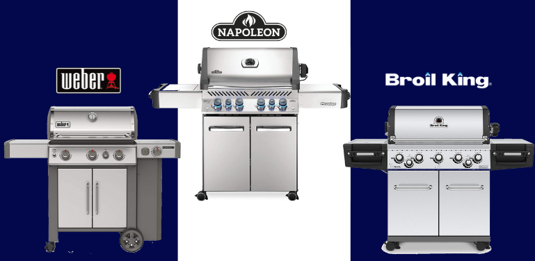 weber vs napoleon vs broil king