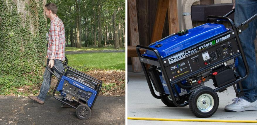 westinghouse vs duromax generator