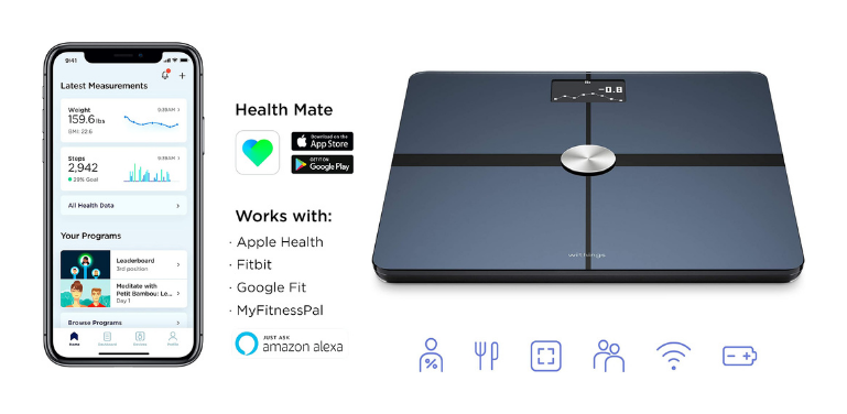 Withings Body vs Body Plus Scale App and Compatibility
