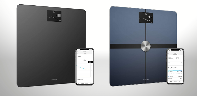 Withings Body vs Body Plus Smart Scale Comparison