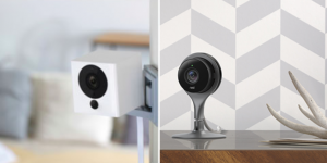 wyze vs nest smart security camera